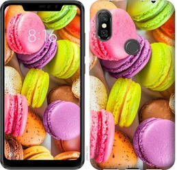 "Чехол на Xiaomi Redmi Note 7 Макаруны ""2995c-1639-328"""