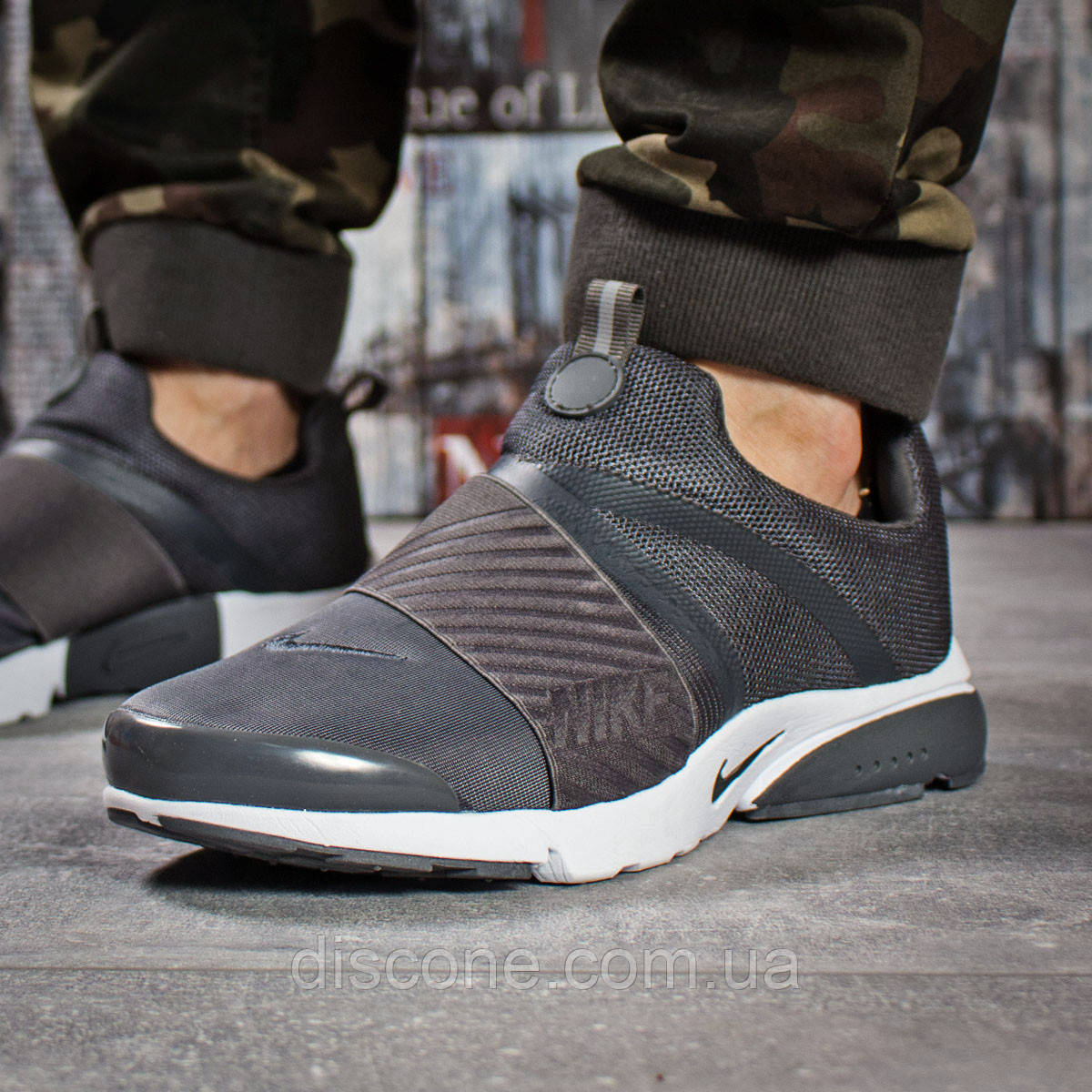 Кроссовки мужские ► Nike Air,  темно-серые (Код: 15922) ► [  41 42 43 44  ] ✅Скидка 35%