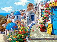 Пазлы Весна в Санторини на 2000 элементов