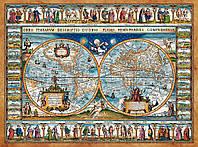 Пазлы Карта мира на 2000 элементов