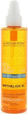 Солнцезащитное питательное масло для лица и тела La Roche-Posay Anthelios XL Invisible Nutritive Oil SPF 50+