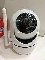 Беспроводная поворотная WIFI IP камера 2MP FULLHD 1080P с функцией 2-х сторонней связи