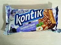 Печенье-сэндвич Супер- Контик 50*100г.фундук