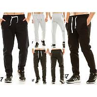 Теплые мужские штаны  437