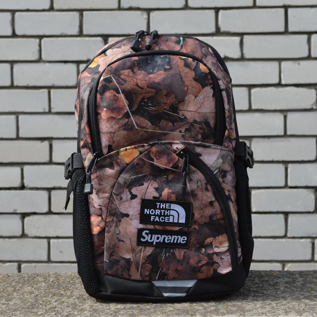 Рюкзак Supreme x The North Face  Maple leaves,Реплика