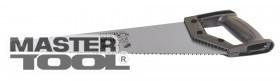 MasterTool  Ножовка столярная 450 мм, 7TPI MAX CUT, каленый зуб, 3-D заточка, полированная, Арт.: 14-1945