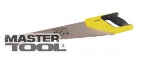MasterTool  Ножовка столярная 450 мм, 9TPI MAX CUT, каленый зуб, 3-D заточка, полированная, Арт.: 14-2845