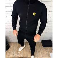 "Мужской спортивный костюм ""Ferrari"", фото 1"