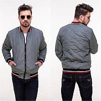 Куртка мужская -бомбер мод.1187