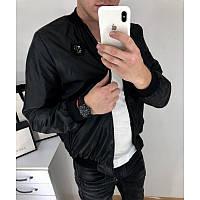 Куртка,ветровка мужская мод 244