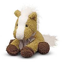 Мягкая игрушка Melissa&Doug Забавный пони, 23 см (MD7407)