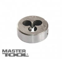 MasterTool  Плашка для нарезания резьбы M 6*1,0 мм, Арт.: 15-0063