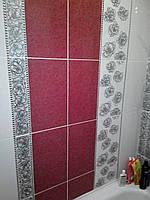 Плитка Брина облицовочная для стен в ванных комнатах
