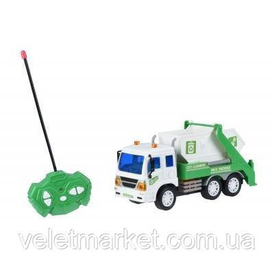 Автомобиль Same Toy CITY Грузовик с контейнером (F1640Ut)