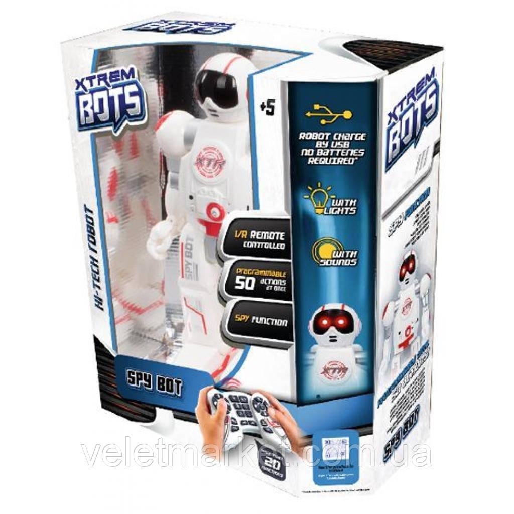 Интерактивная игрушка Blue Rocket робот Шпион (XT30038)