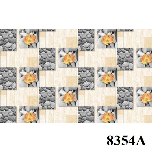 Клеенка (8354A) силиконовая, без основы, рулон. Китай. 1,37м/30м