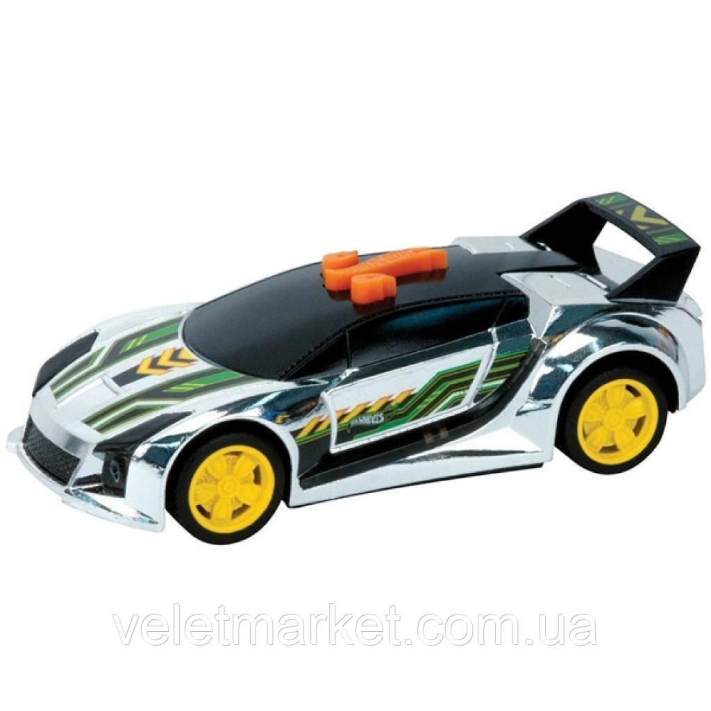 Машина Toy State Молния Quick 'N Sik 13 см (90604)