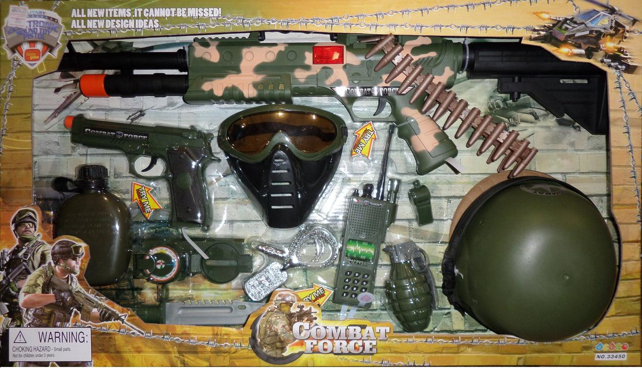 Военный игровой набор