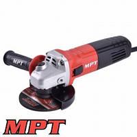 MPT  Машина углошлифовальная 125 мм, 800 Вт, Арт.: MAG8006.02