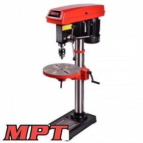 MPT  Сверлильный станок 16 мм, 550 Вт, 180-2770 об/мин, ход шпинделя 80 мм, медная обмотка, Арт.: MDP1603