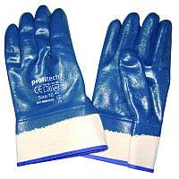 Перчатки МБС синие крага Profitech