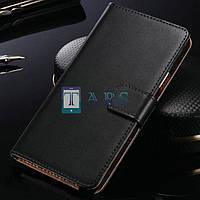 Чехол-книжка кожаный Samsung Galaxy S6 G920 черный