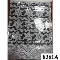Клеенка (8361A) силиконовая, без основы, рулон. Китай. 1,37м/30м