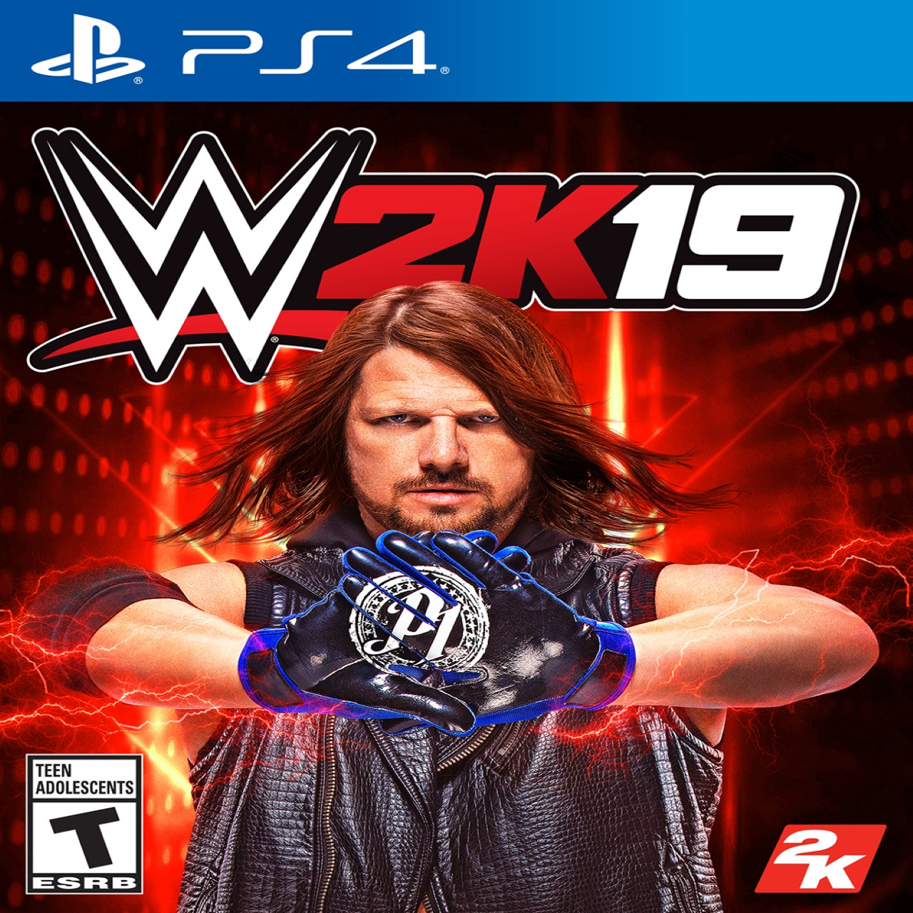 WWE 2K19 ENG PS4 (NEW)