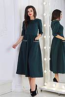 """Стильное платье """" Классика """" Dress Code , фото 1"""