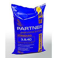 Комплексное удобрение Партнер (Partner Stnadart) 3.9.40 + ME, 25 кг