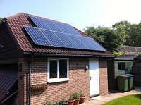 Сетевая солнечная электростанция 2,5 кВт
