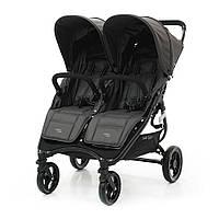 Прогулочная коляска для двойни Valco Baby Snap Duo / Dove Grey, фото 1