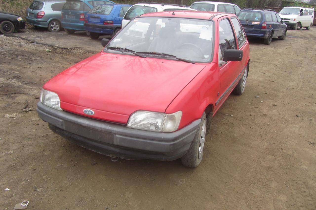 Авто под разборку двигатель Ford Fiesta MKIII