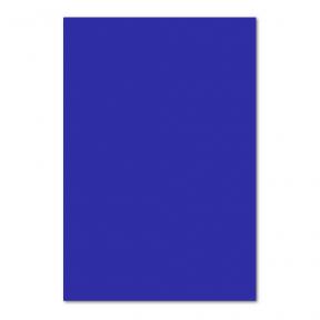 """Флексика """"WB"""" (фоамиран) 20*30см 1мм темно-синий 7710"""