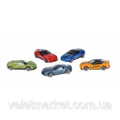Машина Same Toy Model Car Спорткар Желтый (SQ80992-Aut-5)