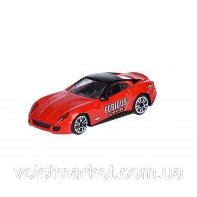 Машина Same Toy Model Car Спорткар Красный (SQ80992-Aut-4)