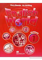 """English World Ukraine 1 Workbook"