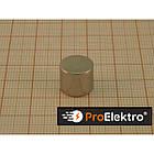 Неодимовий магніт диск 12х10 мм, фото 2