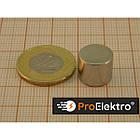 Неодимовий магніт диск 12х10 мм, фото 4