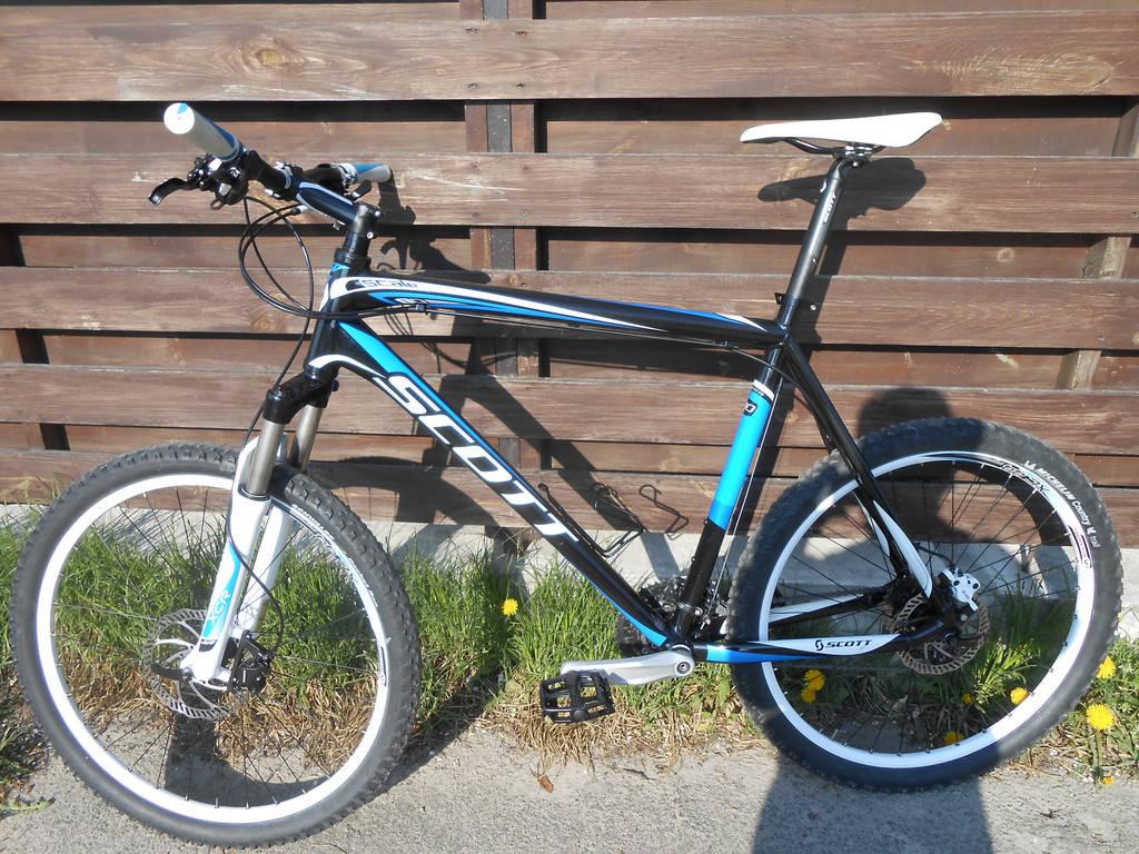 ТО велосипеда Scott