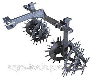 """Культиватор «ЇЖАК» для мототрактора (комплект)(на підшипниках) """"Преміум"""", фото 2"""