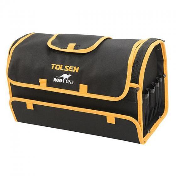 Сумка для инструмента Tolsen Профи 440 x 260 x 230 мм (80102)