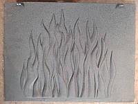 Задняя стенка каминной топки Uniflam selenik standart 700
