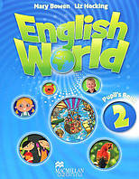 """English World Ukraine 2 Pupil's Book + eBook + CD-ROM""+ Workbook"