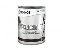 Фарба для підлоги Teknos Teknofloor, Білий, 0.9л