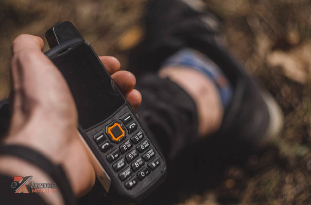 DIGOOR DG22 реальные фото противоударного телефона -1