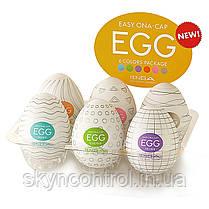 Мастурбатор Tenga Egg Shiny (Солнечный), фото 3