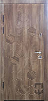 Двери входные Патриот Серия МS Накладка Сафари 3D