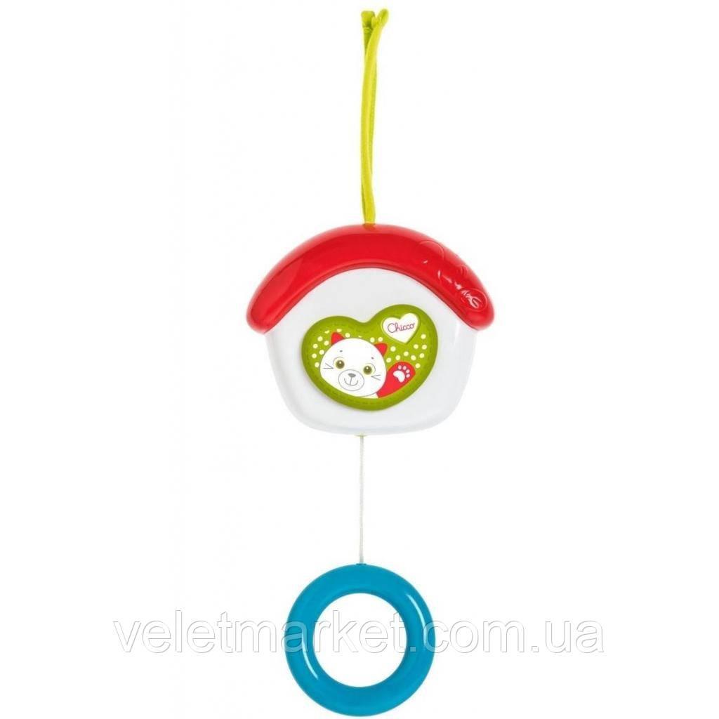 Игрушка-подвеска Chicco Sweet Home музыкальная (07050.00)