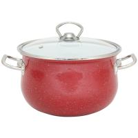 Pot.En. INFINITY SCE P450B /Кастрюля /люкс/cт.кр/18 см / 2.9 л /Red (6367507)
